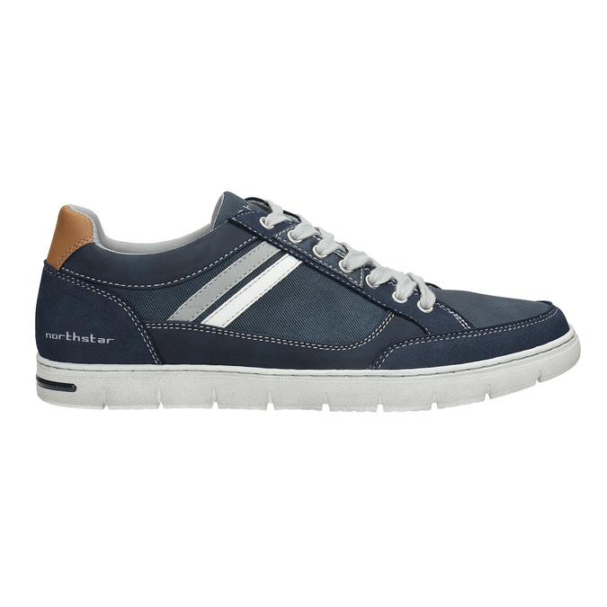 Ležérní pánské tenisky north-star, modrá, 841-9614 - 16