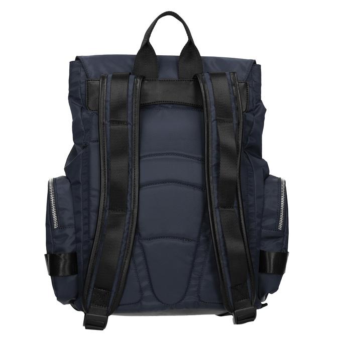 Modrý textilní batoh pánský atletico, modrá, 969-9677 - 16