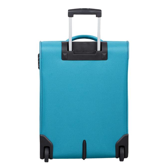 Tyrkysový cestovní kufr american-tourister, tyrkysová, 969-7171 - 26