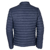 Pánská prošívaná bunda modrá bata, modrá, 979-9114 - 26