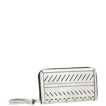 Dámská peněženka se střapcem bata, béžová, 941-2157 - 13