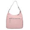 Růžová dámská kabelka v Hobo stylu gabor-bags, růžová, 961-5439 - 16