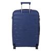 Modrý cestovní kufr na kolečkách roncato, modrá, 960-9609 - 26