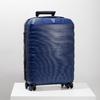 Menší cestovní kufr na kolečkách roncato, modrá, 960-9608 - 19