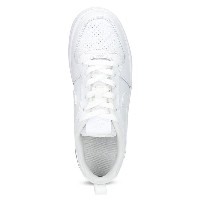 Bílé dětské tenisky nike, bílá, 401-1203 - 17