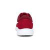 Červené dětské tenisky s bílou podešví nike, červená, 409-5502 - 15