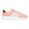 Dívčí tenisky v lososovém odstínu adidas, růžová, 409-5388 - 19