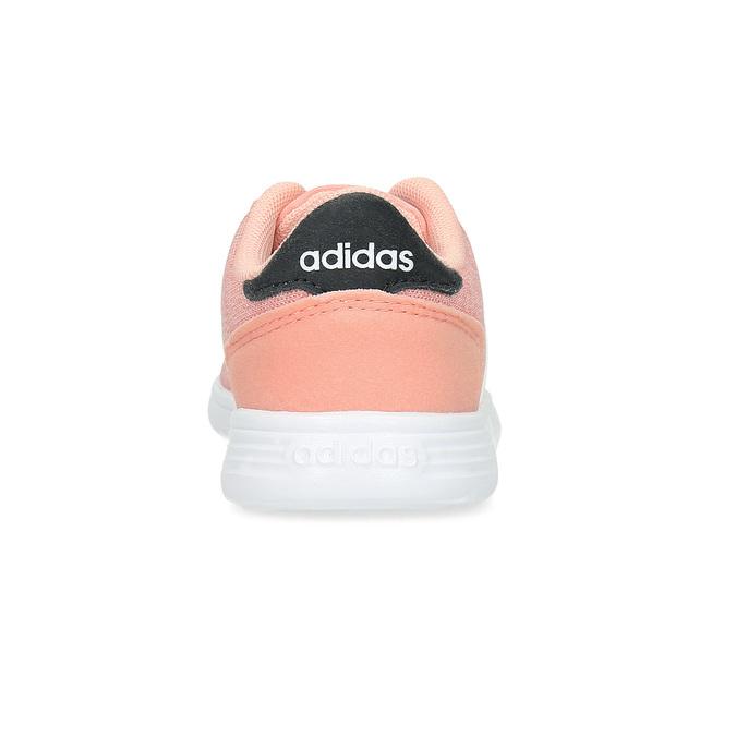 Dívčí světle růžové tenisky adidas, růžová, 109-5388 - 15