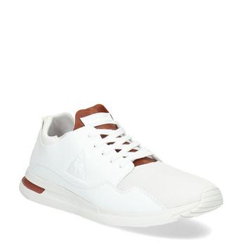 Pánské bílé tenisky le-coq-sportif, bílá, 801-1234 - 13