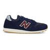 Pánské kožené tenisky New Balance modré new-balance, modrá, 803-9207 - 19