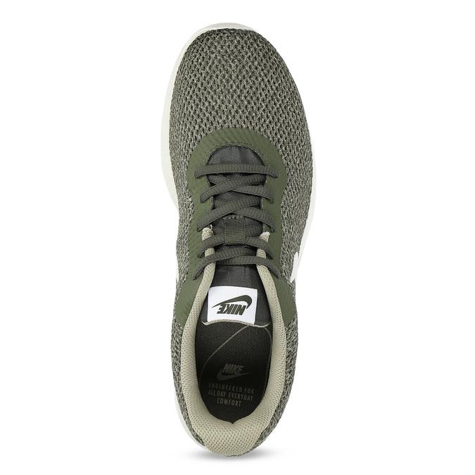 Pánské khaki tenisky Nike nike, zelená, khaki, 809-3645 - 17
