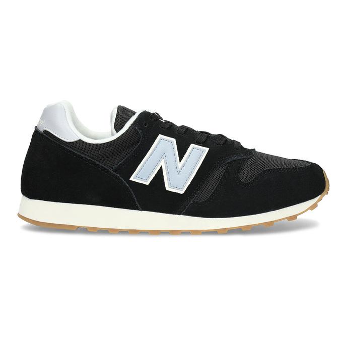 Pánské kožené tenisky New Balance 373 new-balance, černá, 803-6207 - 19