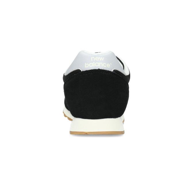 Pánské kožené tenisky New Balance 373 new-balance, černá, 803-6207 - 15