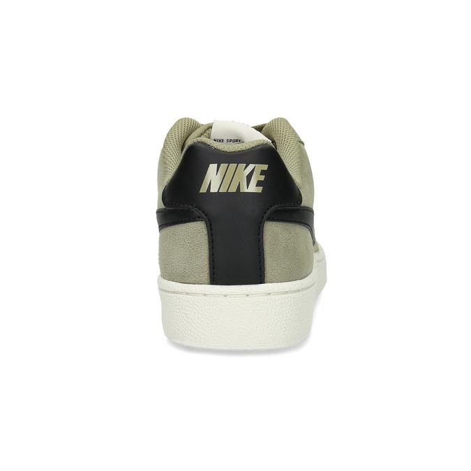Pánské tenisky Nike z broušené kůže nike, khaki, 803-7699 - 15