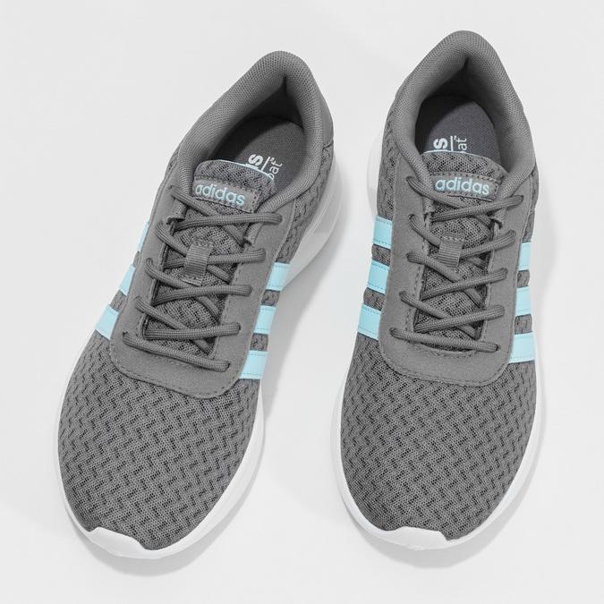 Adidas dámské tenisky šedé adidas, šedá, 509-2435 - 16