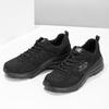 Černé sportovní Skechers tenisky skechers, černá, 509-6321 - 16