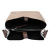 Kabelka v přírodních odstínech bata, béžová, 961-1173 - 15