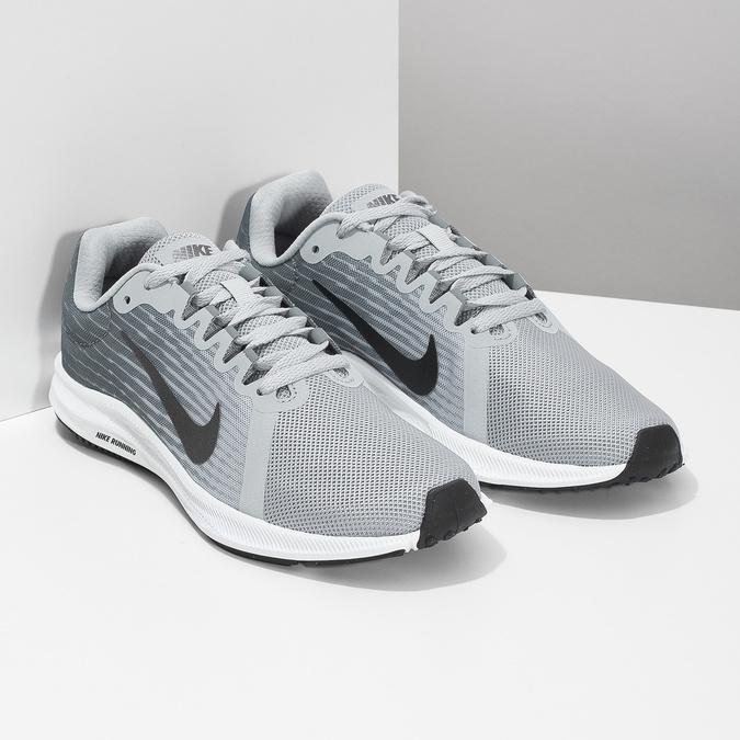 Dámské sportovní tenisky šedé nike, šedá, 509-2844 - 26