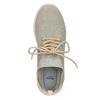 Dámské tenisky s úpletem bata-light, 549-1606 - 17