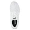 Bílé dámské tenisky s krajkou adidas, bílá, 509-1112 - 17