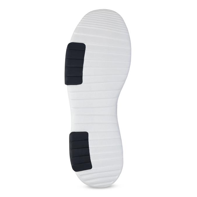 Pánské tenisky modré adidas, modrá, 809-9601 - 18