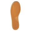 Šedé kožené tenisky dámské nike, šedá, 503-2862 - 18