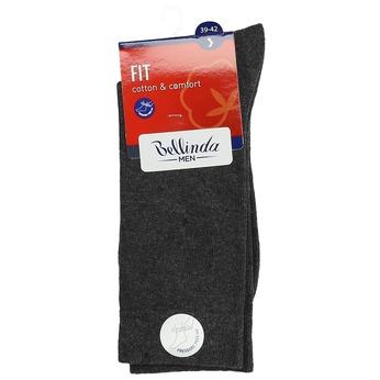 Ponožky s pružným lemem bellinda, šedá, 919-2705 - 13