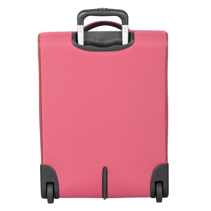 Růžový cestovní kufr roncato, růžová, 969-9696 - 26