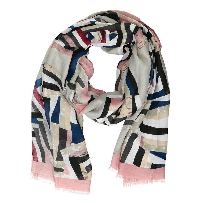 Barevný šátek bata, vícebarevné, 909-0206 - 26