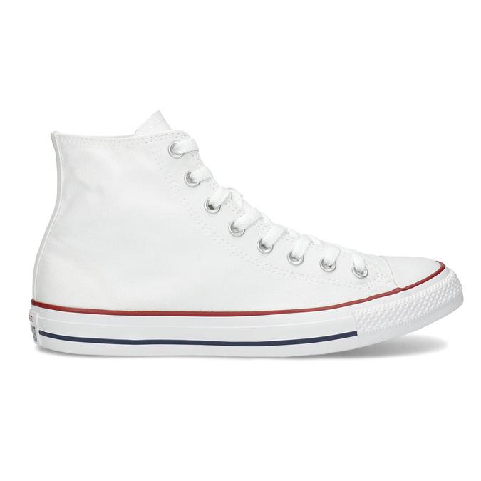 Klasické pánské bílé tenisky converse, bílá, 889-1278 - 19