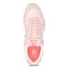 Dámské růžové tenisky new-balance, růžová, 503-5280 - 17