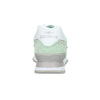 Zelené dámské tenisky new-balance, zelená, 503-7281 - 15