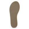 Černé kožené dámské žabky bata, černá, 566-6645 - 18
