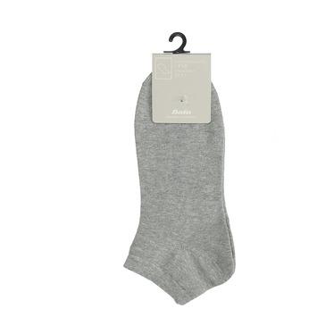 Pánské šedé kotníkové ponožky bata, šedá, 919-2802 - 13
