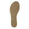 Starorůžové dámské sandály s kamínky bata, růžová, 561-5614 - 18