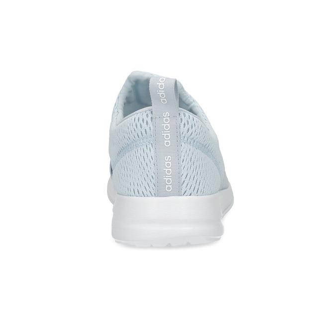 Světle modré Slip-on tenisky adidas, modrá, 509-2565 - 15