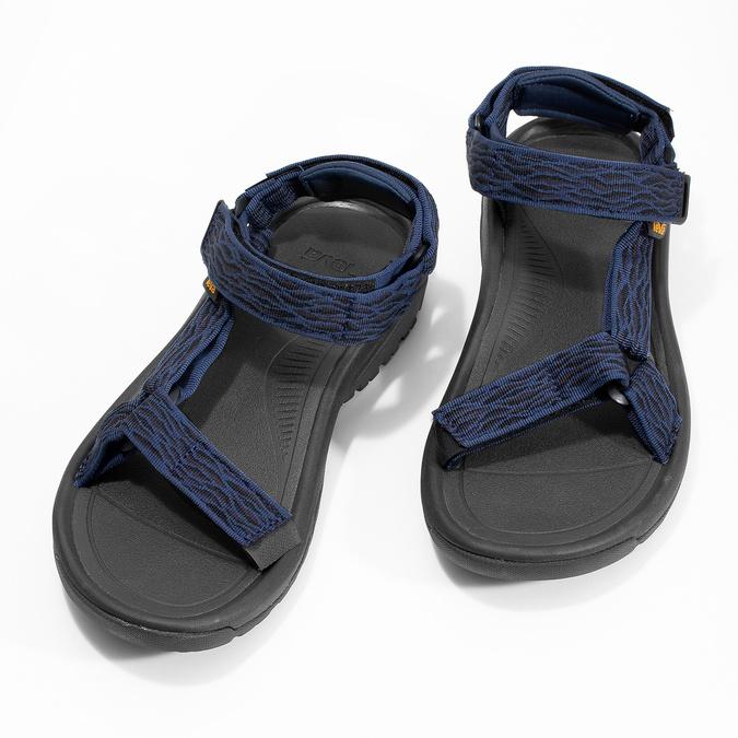 Pánské sandály v Outdoor stylu teva, modrá, 869-9236 - 16