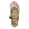 Dívčí zlaté baleríny mini-b, zlatá, 329-8382 - 17