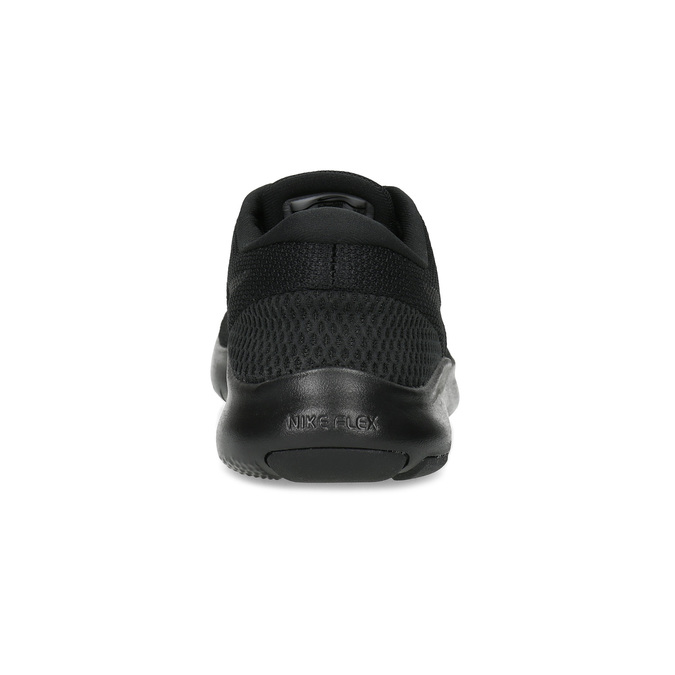Černé dámské tenisky ve sportovním stylu nike, černá, 509-6850 - 15