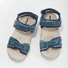 Kožené sandály v Outdoor stylu weinbrenner, modrá, 566-9608 - 16