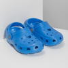 Modré dětské sandály s žabičkou coqui, modrá, 372-9655 - 26
