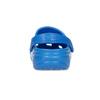 Modré dětské sandály s žabičkou coqui, modrá, 372-9655 - 15