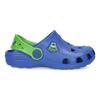 Modré dětské sandály se žabičkou coqui, modrá, 272-9650 - 19