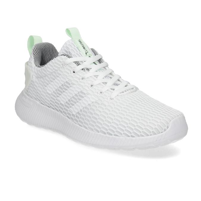 Bílé síťované tenisky adidas, bílá, 509-1635 - 13