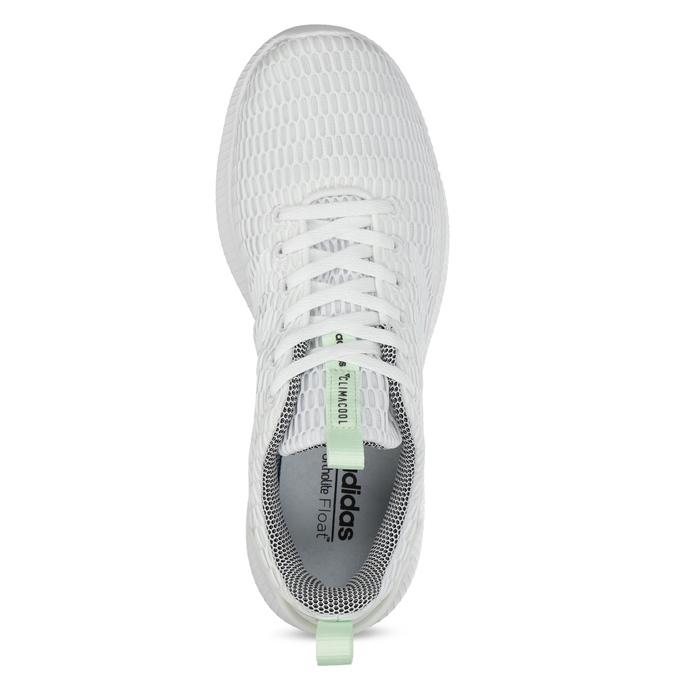 Bílé síťované tenisky adidas, bílá, 509-1635 - 17