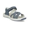 Kožené sandály v Outdoor stylu modré weinbrenner, modrá, 566-9634 - 13