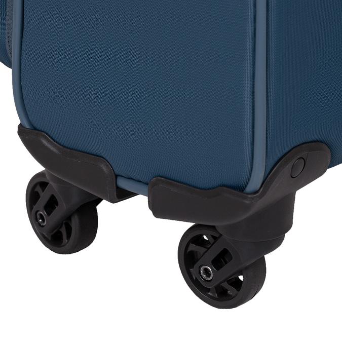 Palubní kufr na kolečkách tyrkysový roncato, modrá, 969-9723 - 16