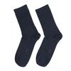 Vysoké pánské ponožky fialové matex, modrá, 919-9313 - 26