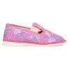 Dětské růžové přezůvky se vzorem bata, růžová, 379-5218 - 19