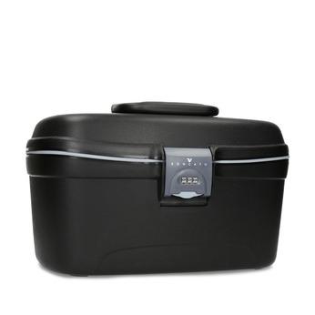 Černý kufr se zámkem roncato, černá, 960-6611 - 13